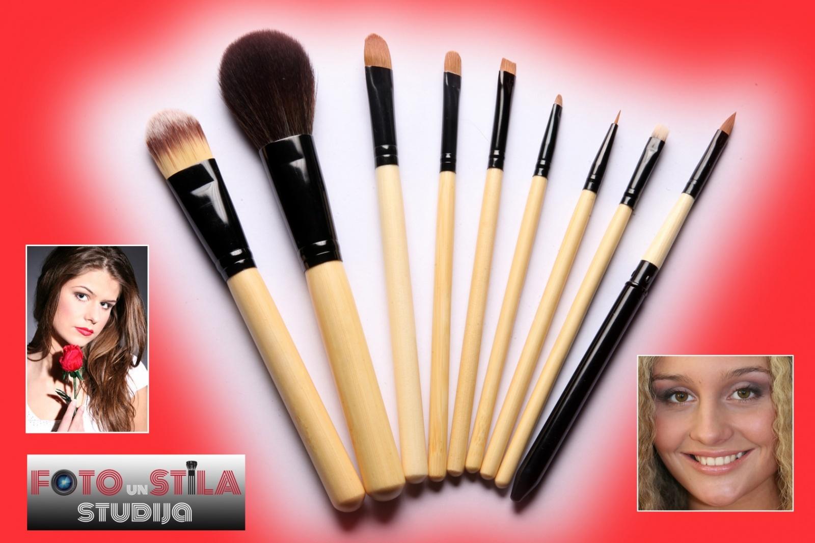 Makeup consultation